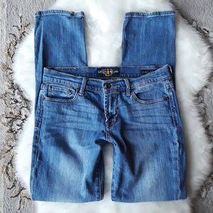 Lucky Brand Sweet 'N Straight Leg Jean